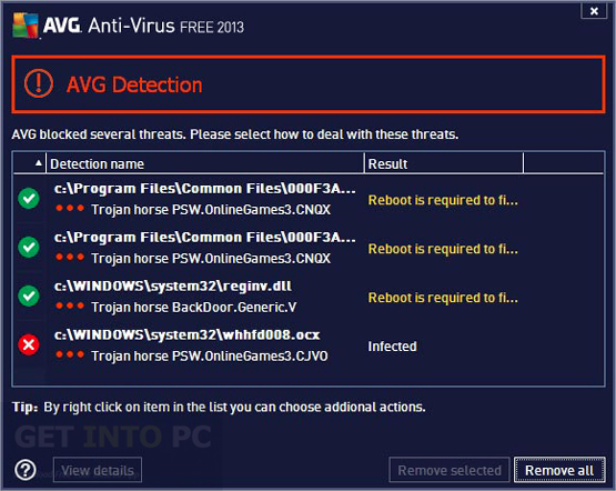 AVG antivirus 2013 Latest Version Download
