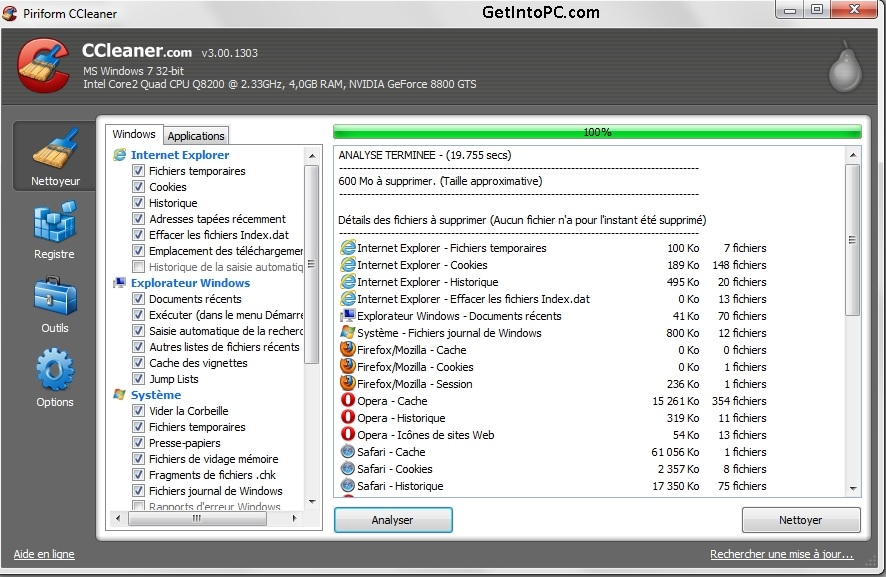 CCleaner Download Free For Windows and Mac