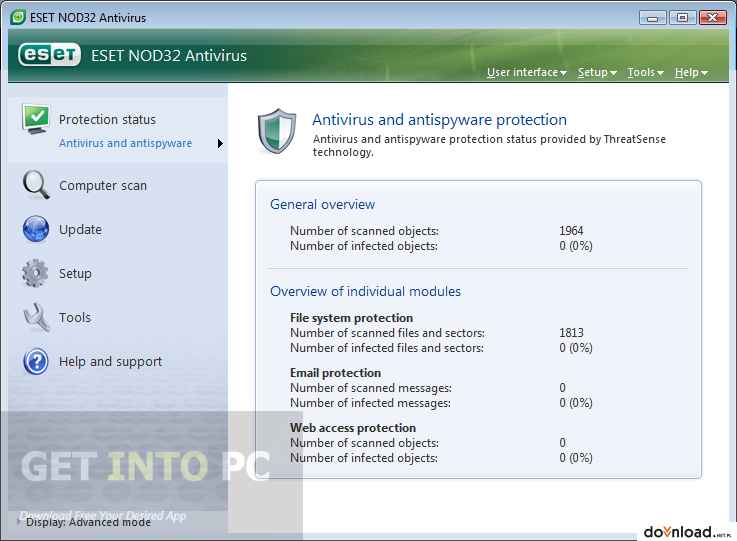 ESET NOD32 Download For Free