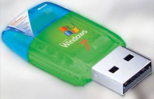 Windows 7 Instalasi USB