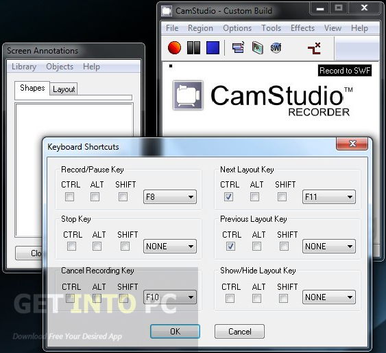 Screen Recorder CamStudio Direct Link Download