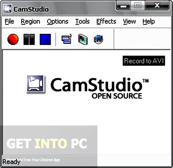 Screen Recorder CamStudio Offline Installer Download