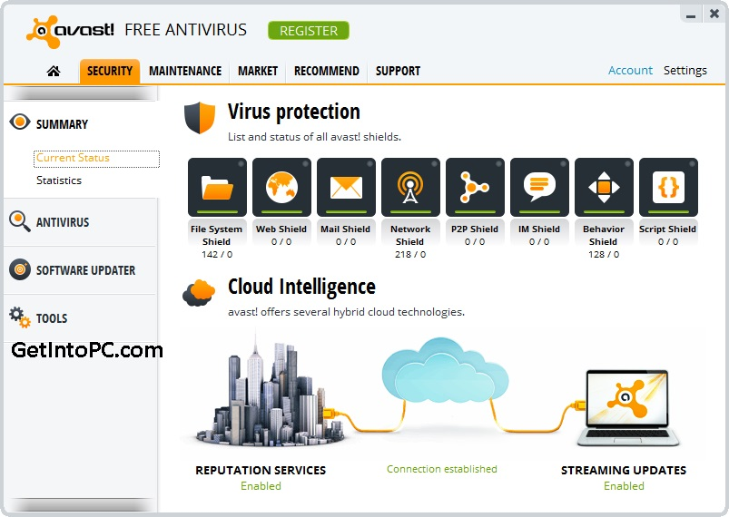 Avast Antivirus Free Download Latest Version