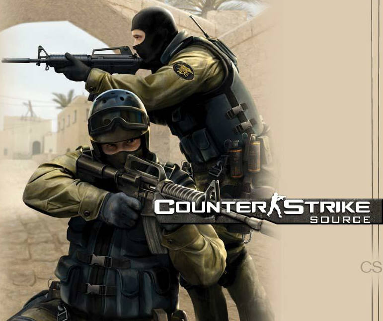 thriller first person shooter game . Download Free Counter Strike 1.6