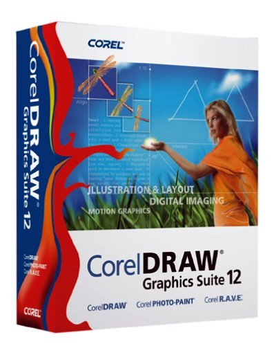 corel draw is best tool. Corel 12 is packed with latest features