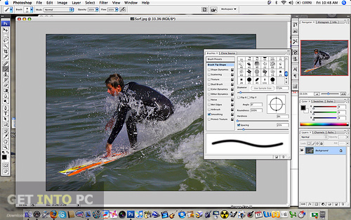 Adobe Photoshop CS3 Portable Screenshots:
