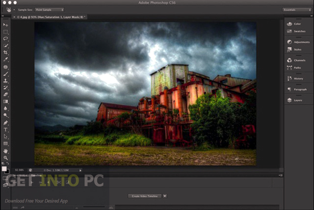 Adobe Photoshop CS6 Extended Direct Link Download