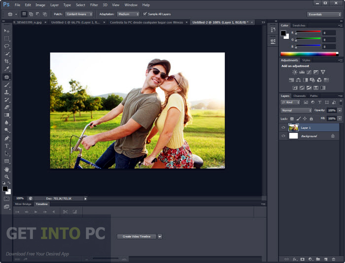 Adobe Photoshop CS6 Extended Latest Version Download