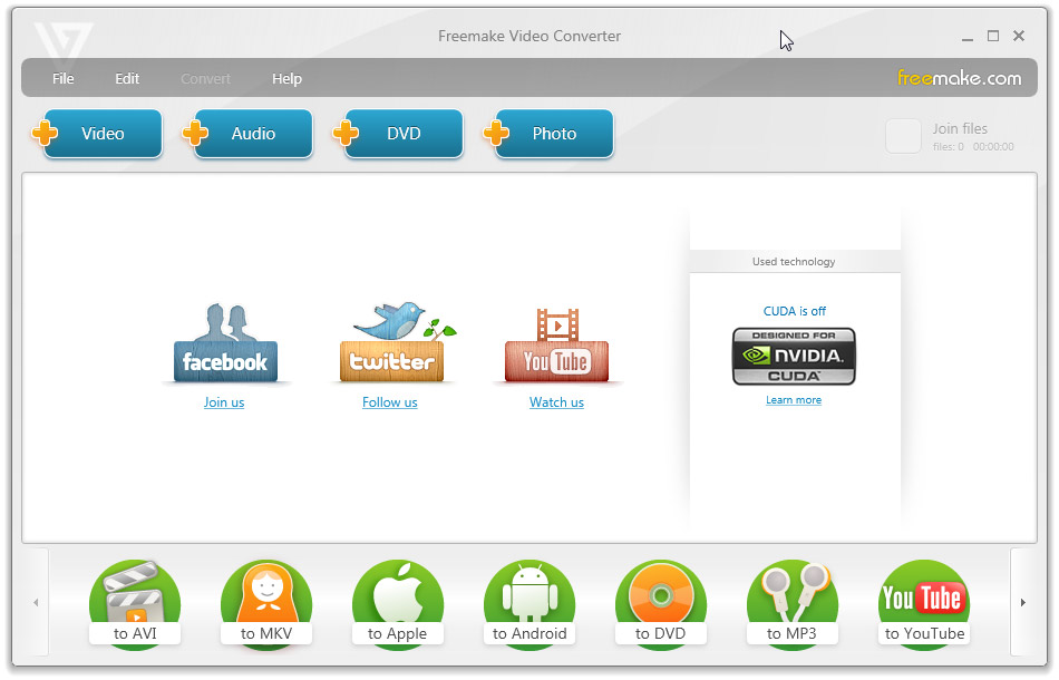 Freemake Video Converter Direct Link Download