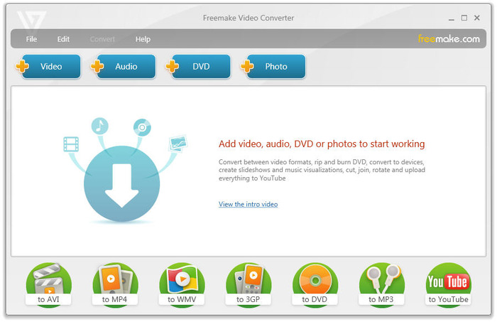 Freemake Video Converter Offline Installer Download