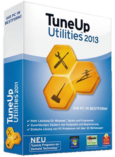 Tuneup Utilities 2013 - Free Download