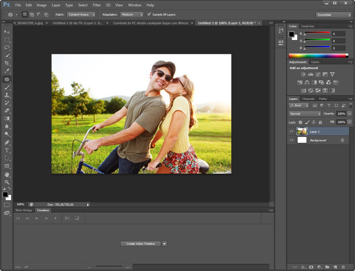 Adobe photoshop cs6 extended download free for Pc retouche photo 2016