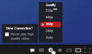 speed youtube buffering
