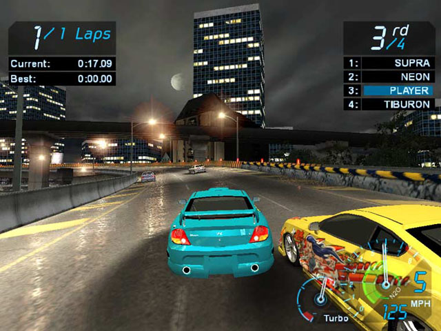 Download pc games 365: need for speed: underground free pc game.