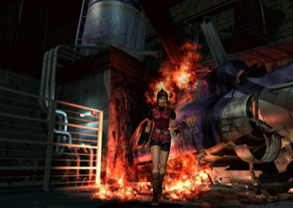 Resident Evil Game For PC