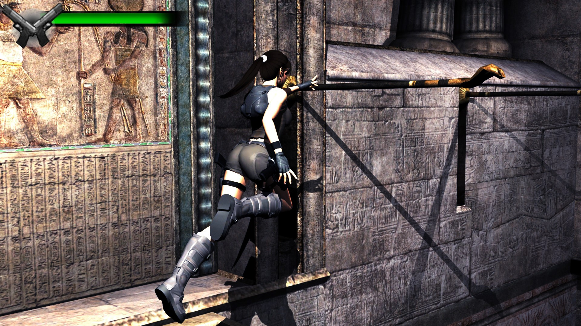 Tomb Raider Online Game