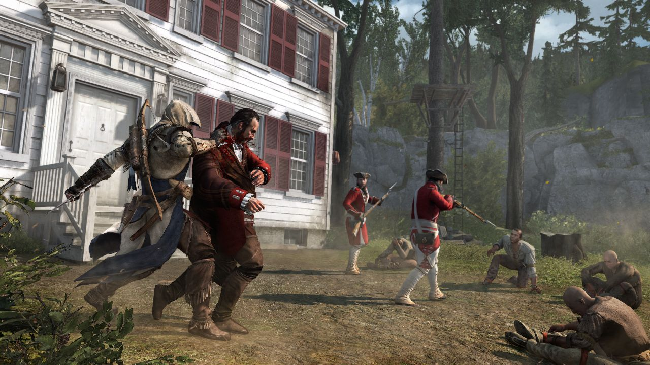 Assassin's creed 3 free download pc-full version game(100% working.