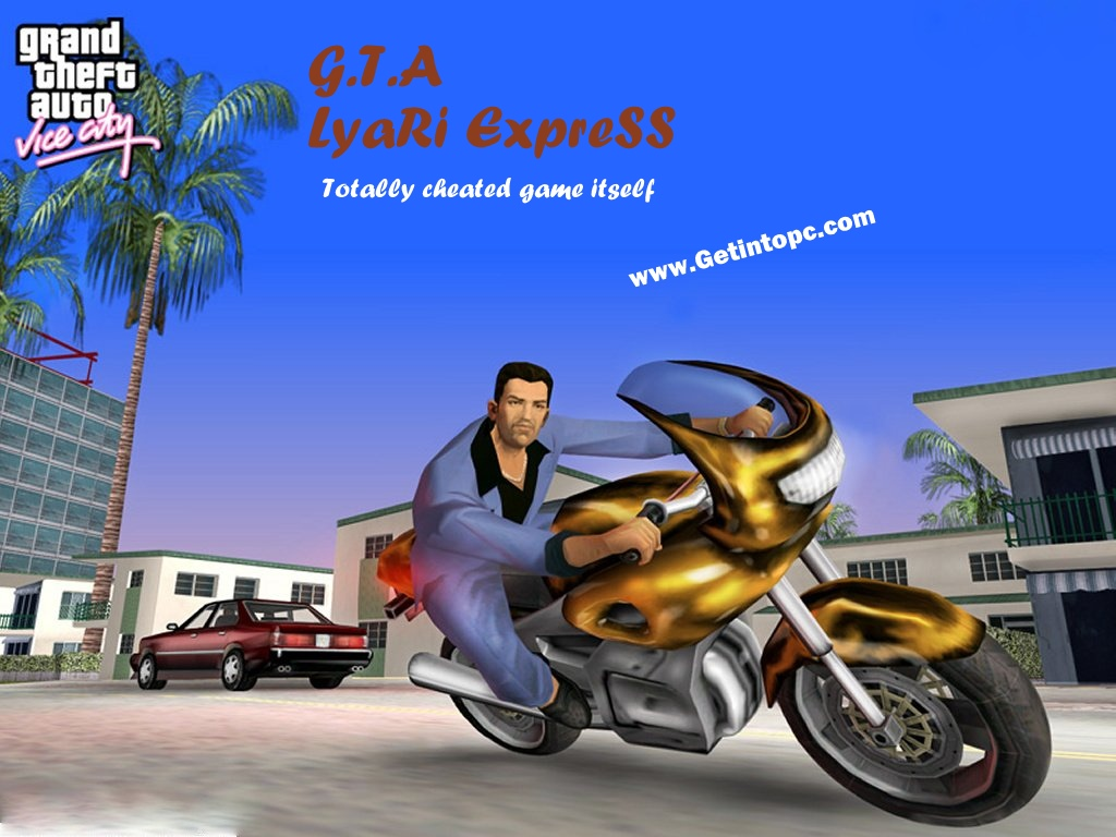 ... game. A picture of GTA Lyari express game cobra helicopter is below