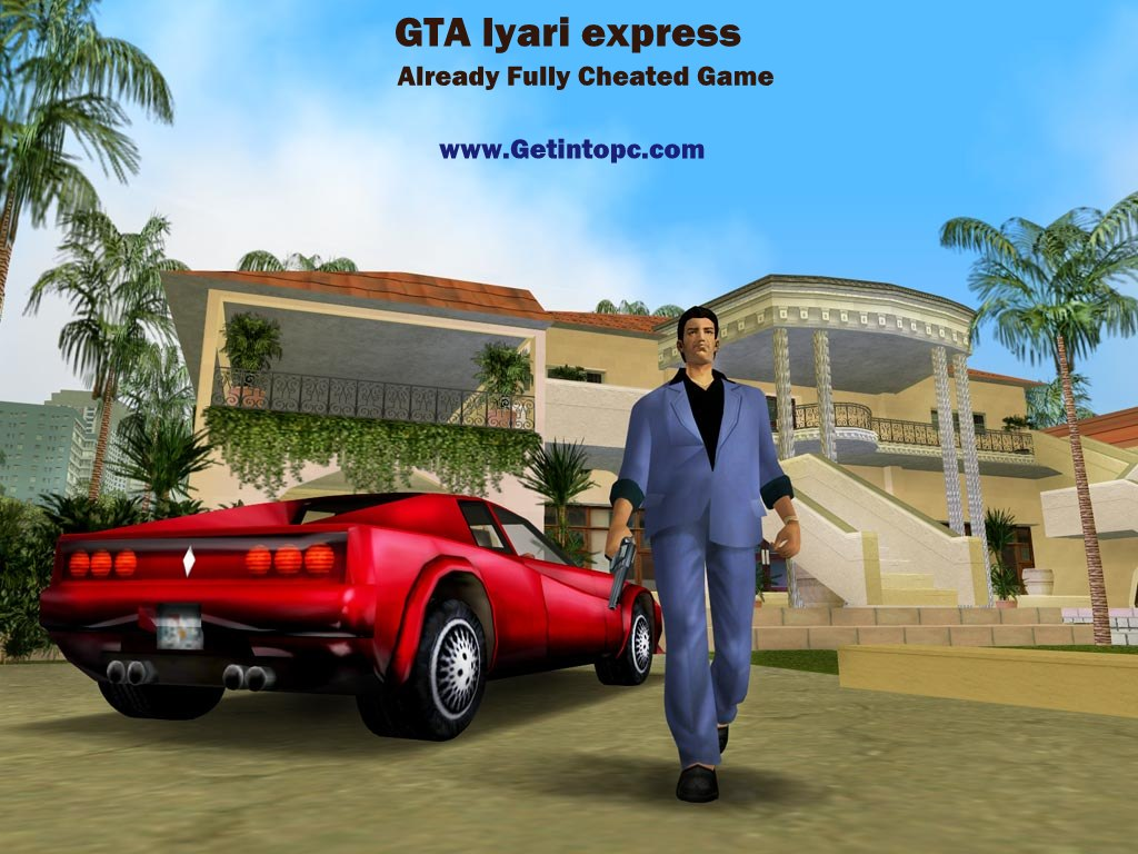 GTA Lyari Express Game
