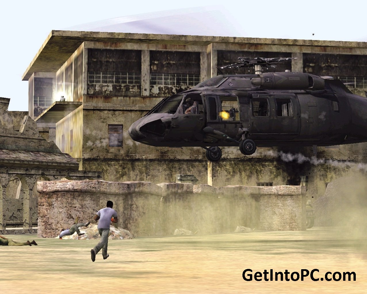 download free delta force black hawk down game full version