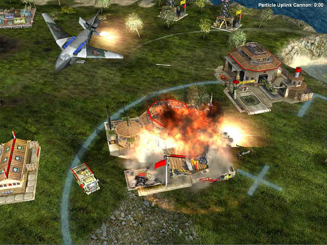 free download command and conquer generals