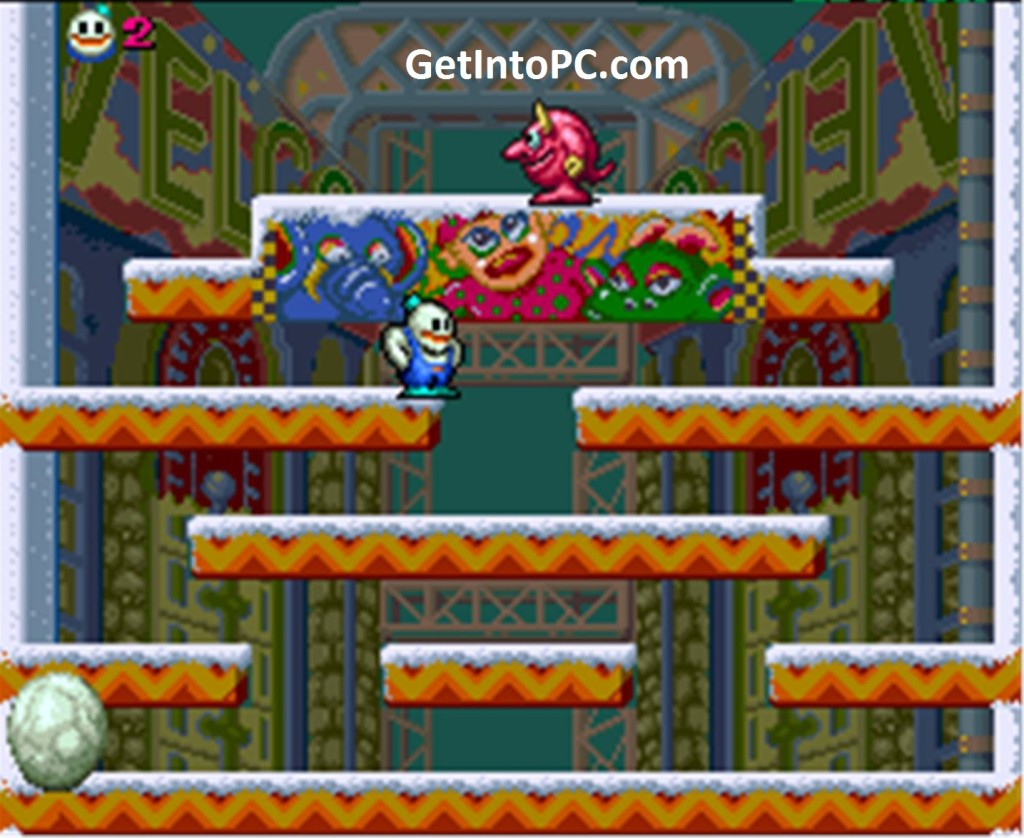snow bros game free download