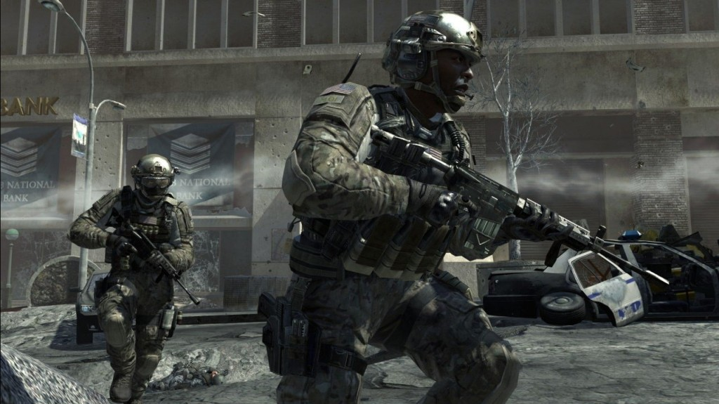 Call of Duty 4 Modern Warfare game play review