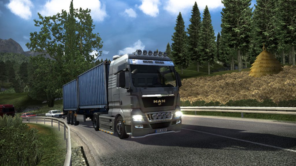 Euro Truck Simulator 2  Download Free