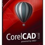 CorelCAD 2013 Free Download Setup 32 and 64 Bit