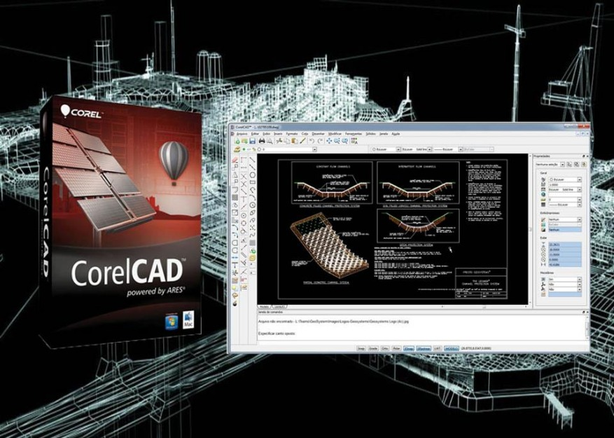 corelcad 2013 review features