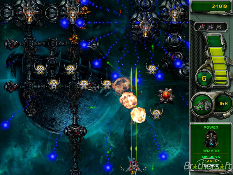 star defender 4 game play review