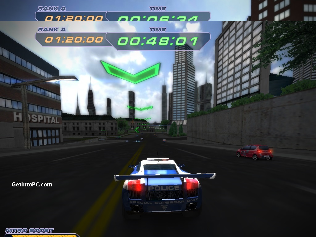 Download police supercars racing pc game