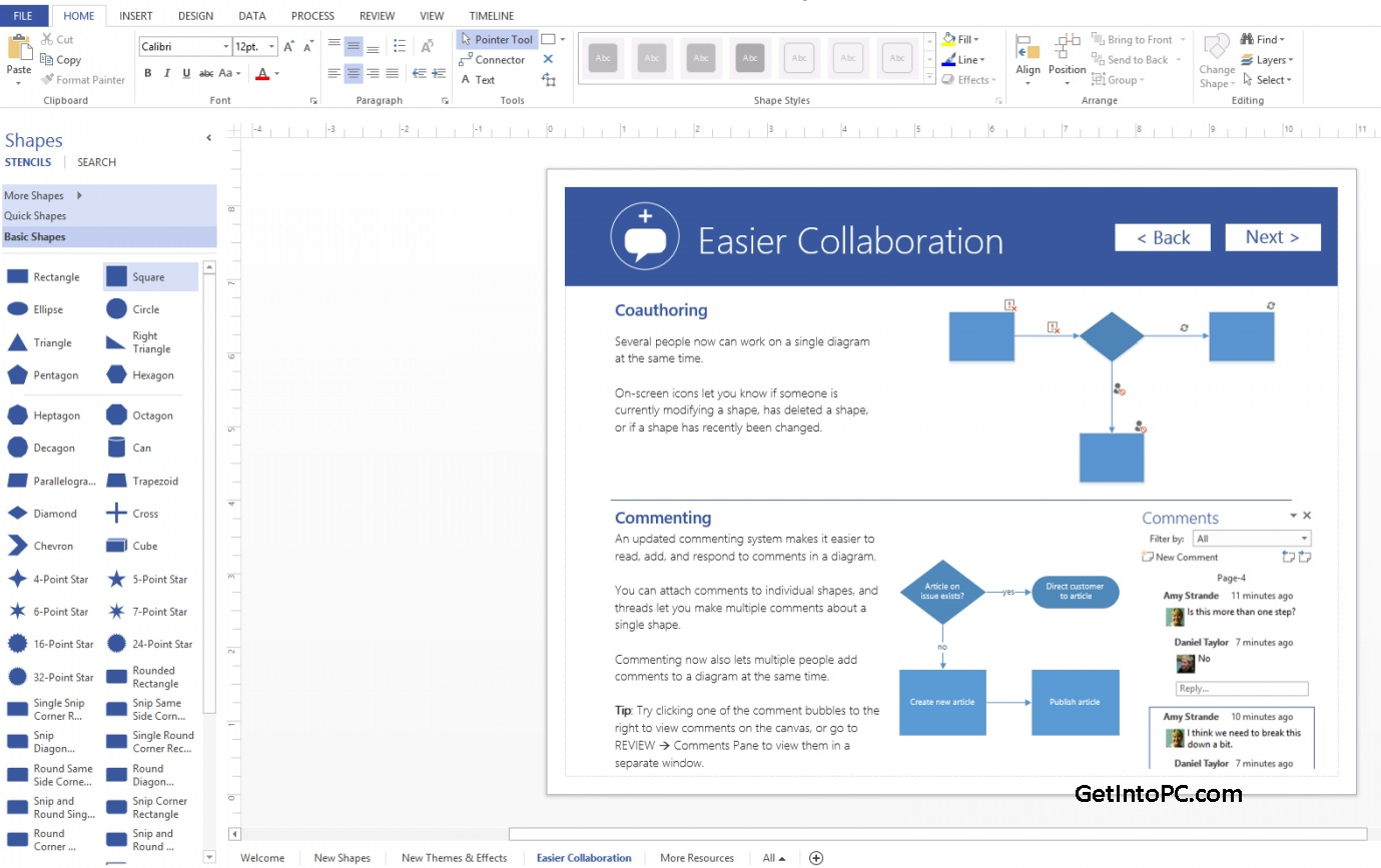 ms office visio 2013 free download