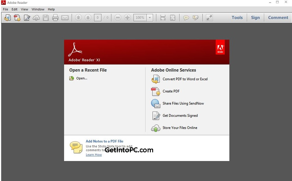 adobe reader 11 download