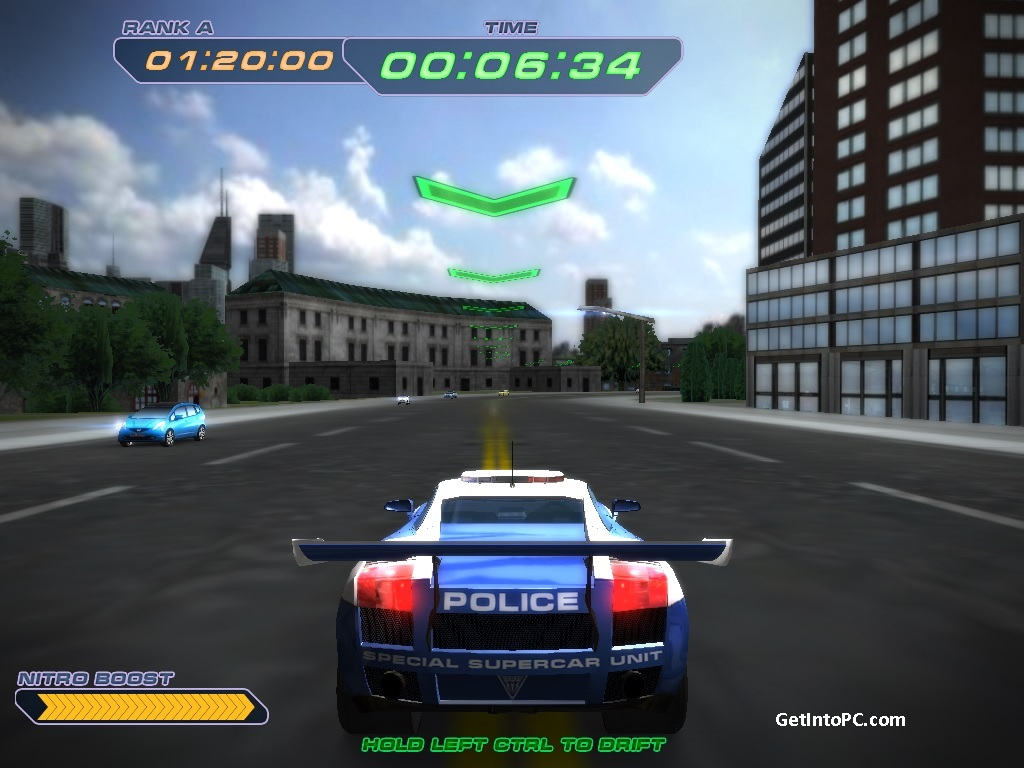 A Game For Free : Racing game newgenittechnology