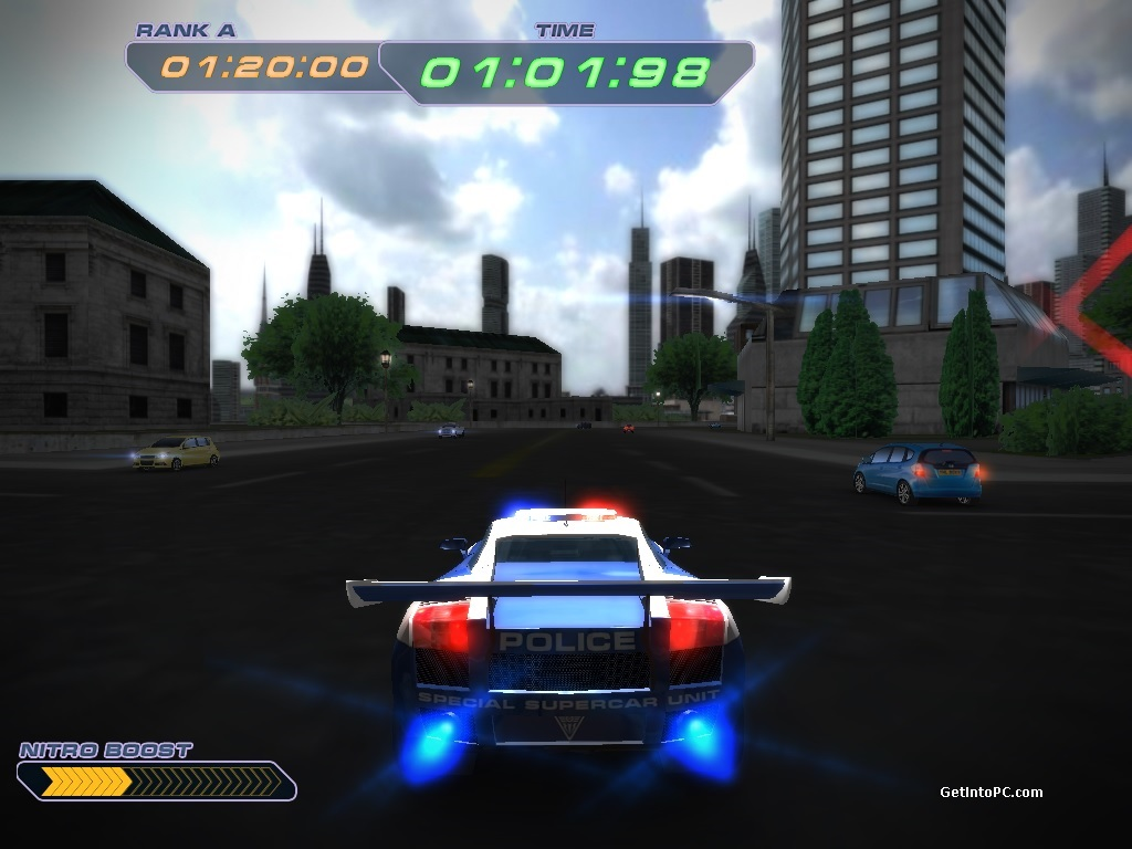 Arcade Car Racing Games