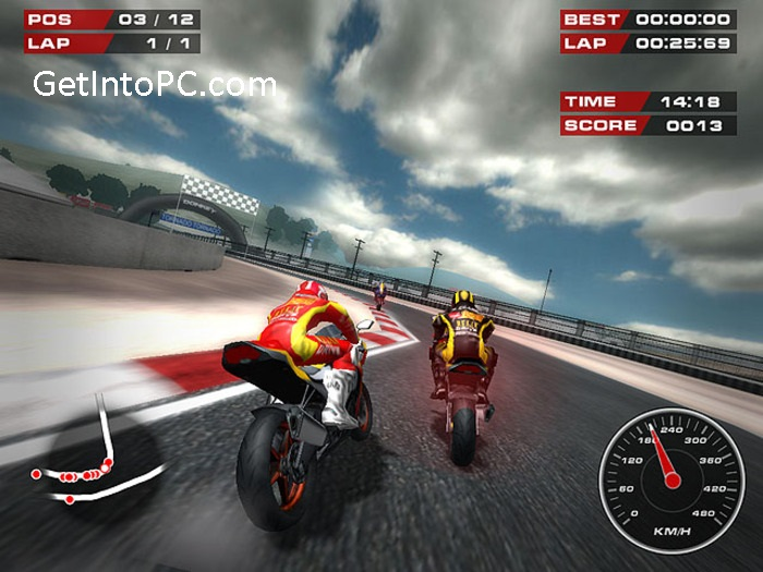 Bike Racing Games Racing game is addictive