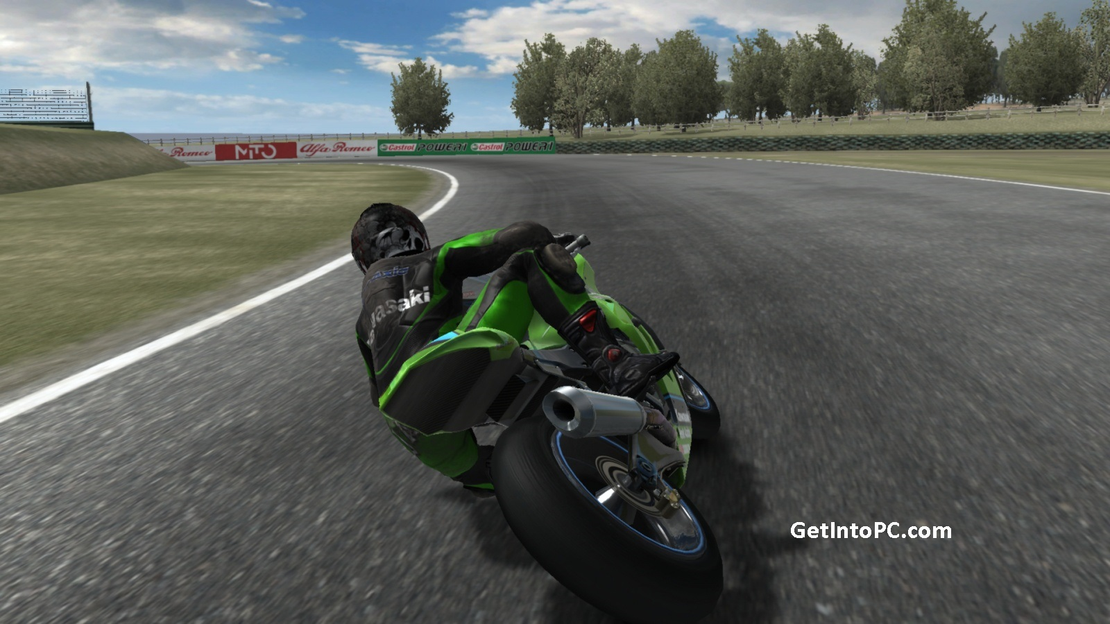 Bike Racing Games' This Bike racing game has