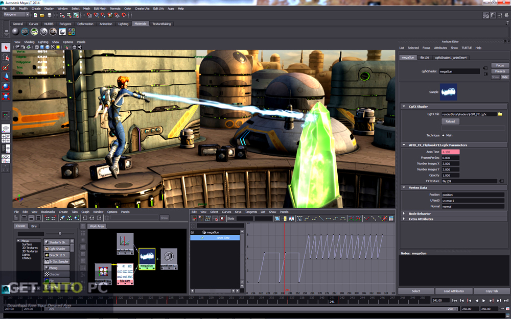 Autodesk Maya 2014 Latest Version Download