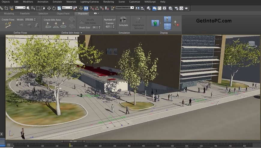 Download 3Ds MAX 2014 Free Setup 64bit