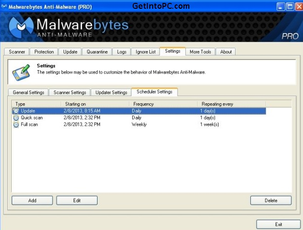 Malwarebytes Free Download Anti-Malware Setup For Windows