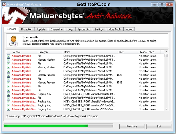 Malwarebytes Free Setup For Windows