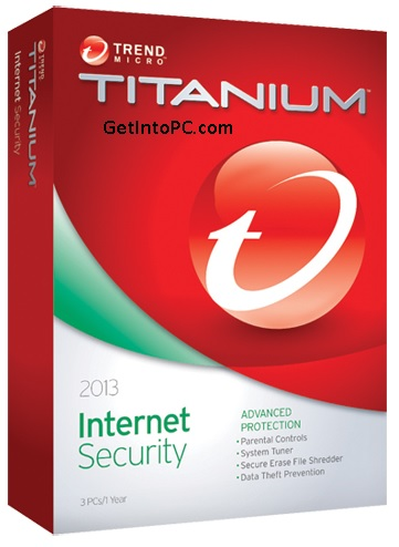 Trend Micro Titanium Internet Security - Free downloads