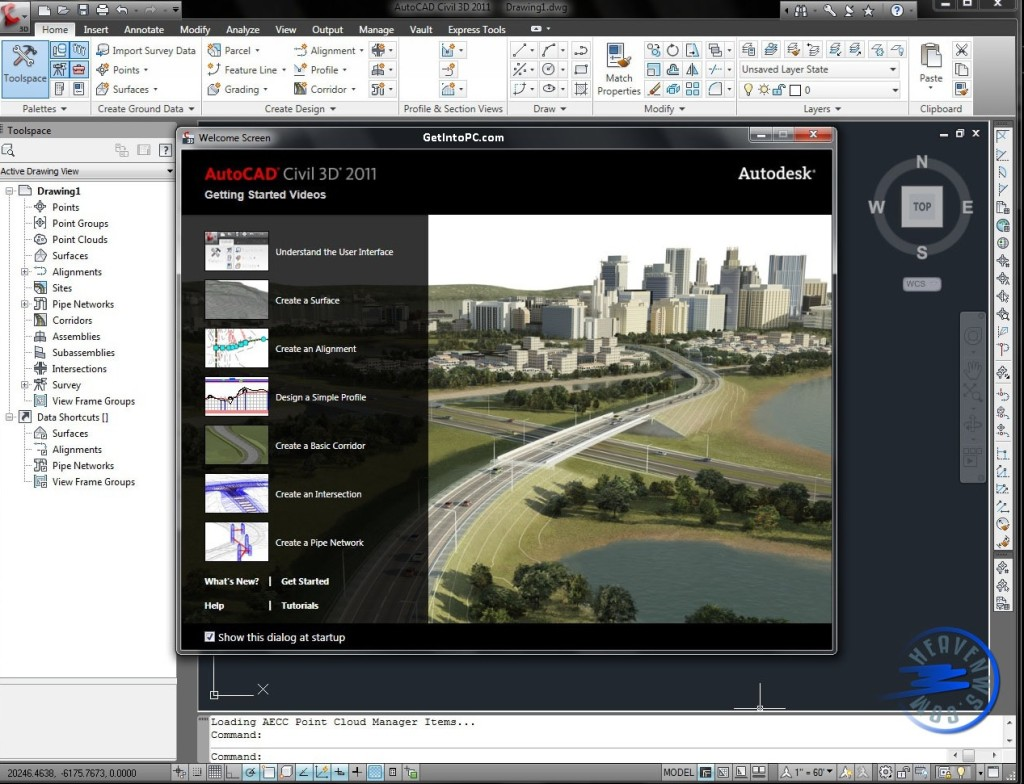 autocad civil 3d 2014 full version