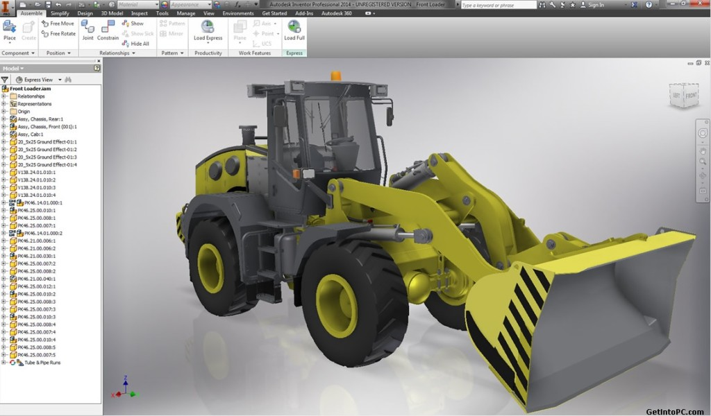 autodesk inventor professional 2014 download