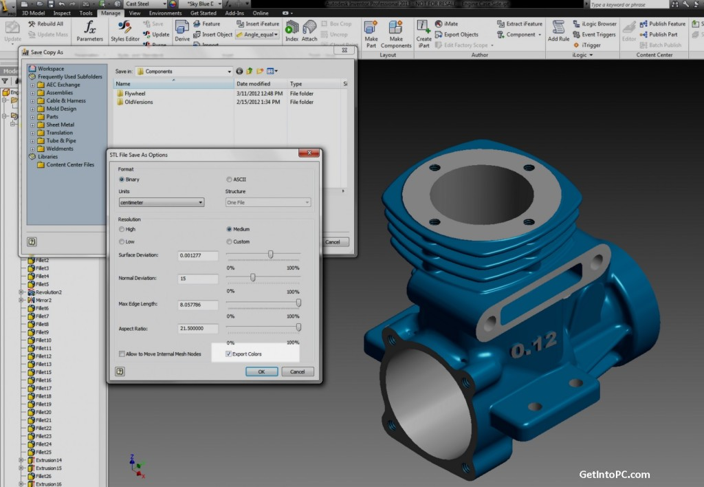download autodesk inventor 2014