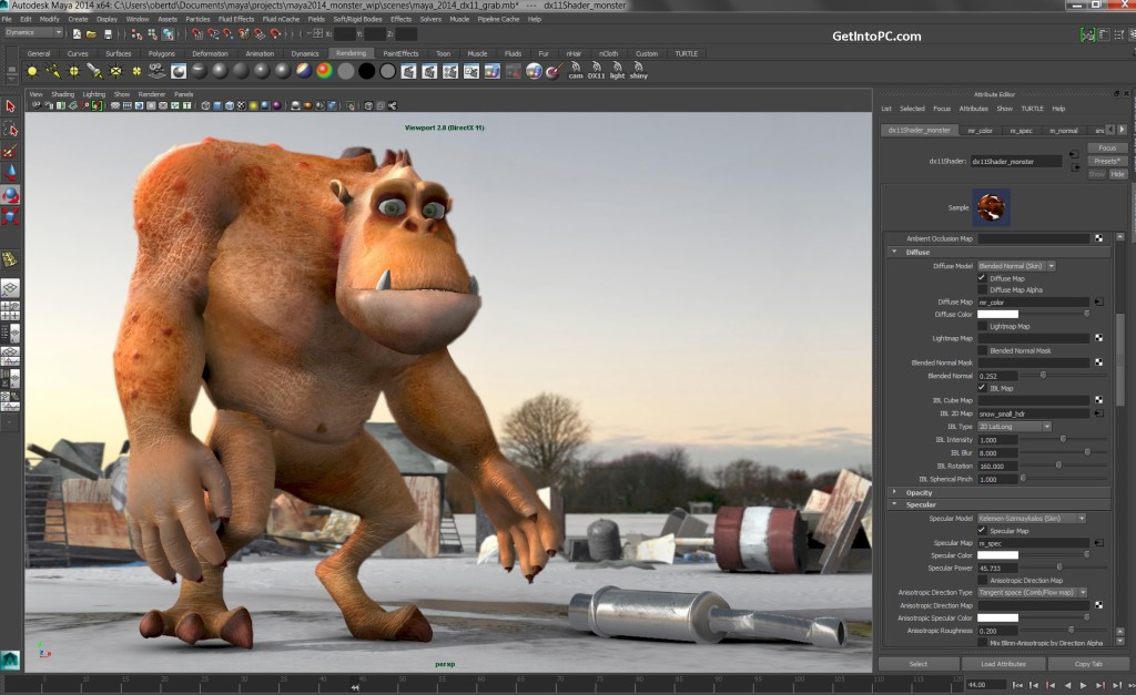 download autodesk maya 2014 free