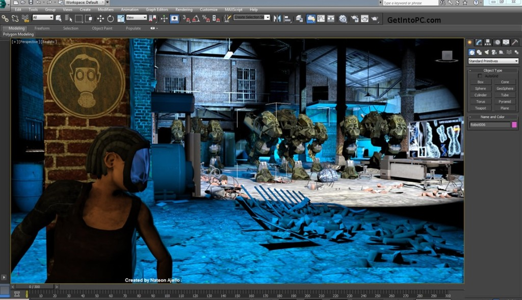 free Download 3Ds MAX 2014 Setup