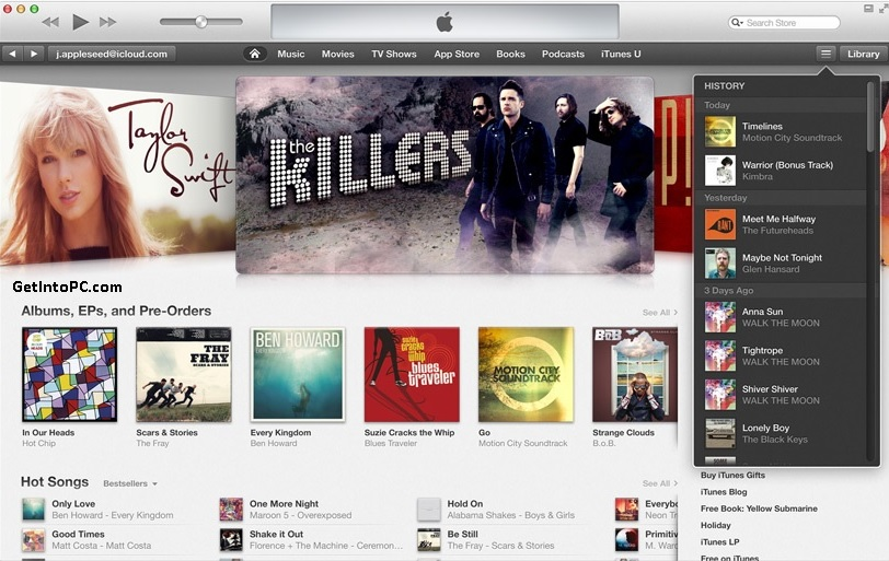 itunes download for windows