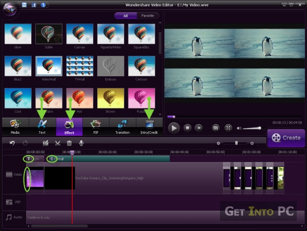 wondershare video editor with crack free download